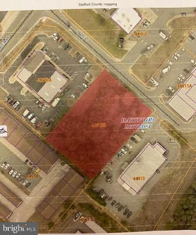 Fredericksburg Residential Lots & Land For Sale: Trade Street