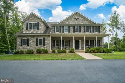 Stafford County Single Family Home For Sale: 651 W Rocky Run Road
