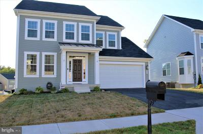 Fredericksburg City, Stafford County Single Family Home For Sale: 31 Orchid Lane