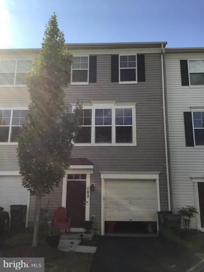 Stafford County Condo For Sale: 102 Gavins Lane #1165