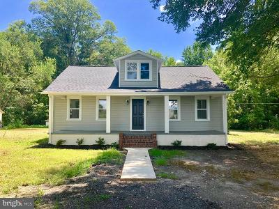 Fredericksburg Single Family Home For Sale: 550 Hollywood Farm Road