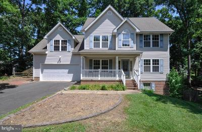 Fredericksburg Single Family Home For Sale: 42 Hamlin Drive