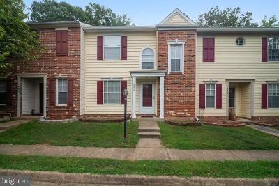Stafford Townhouse Under Contract: 804 Wind Ridge Drive