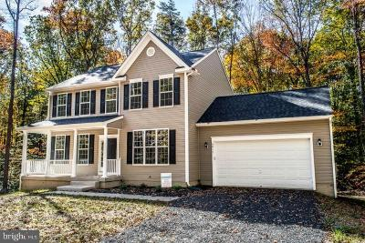 Stafford Single Family Home For Sale: Eskimo Hill