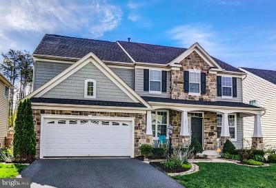 Stafford Single Family Home For Sale: 80 Wagoneers Lane