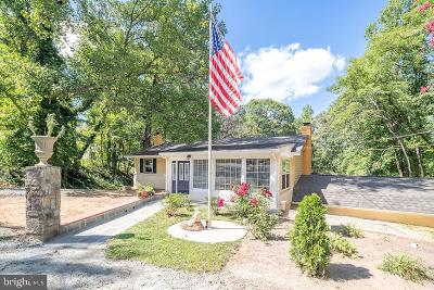 Stafford Single Family Home For Sale: 529 Hope Road