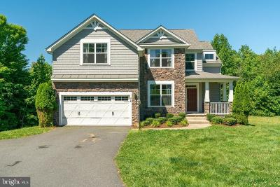 Fredericksburg VA Single Family Home For Sale: $489,990