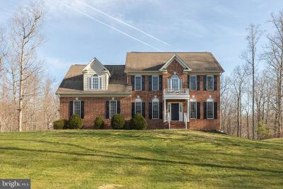 Fredericksburg VA Single Family Home For Sale: $475,000