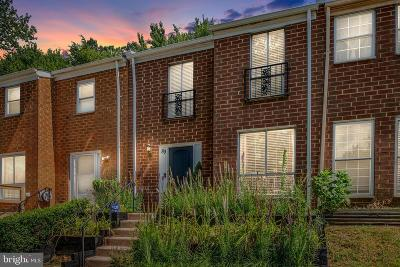 Stafford County Townhouse For Sale: 89 Chestnut Drive