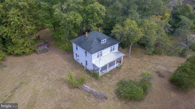 Stafford County, Caroline County, King George County, Culpeper County, Orange County Single Family Home For Sale: 2330 Warrenton Road