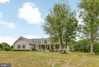 Stafford County, Caroline County, King George County, Culpeper County, Orange County Single Family Home For Sale: 40 Estates Drive