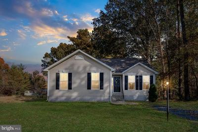 Westmoreland Shores Single Family Home For Sale: 250 Santa Anita Drive