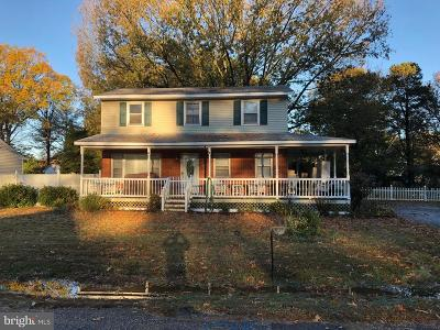 Colonial Beach Single Family Home For Sale: 145 Locust Avenue