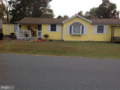 Town Of Colonial Beach Single Family Home For Sale: 1210 Myers