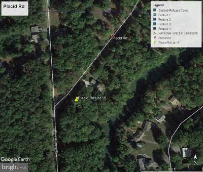 Residential Lots & Land For Sale: Placid Rd