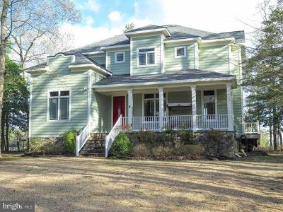 Hague Single Family Home For Sale: 865 Blackbeard Pond