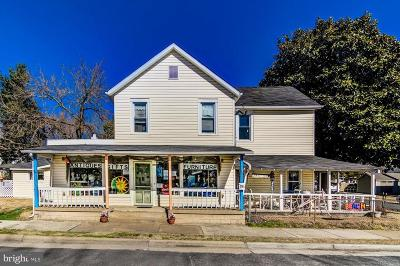 Colonial Beach Commercial For Sale: 201 Colonial Avenue