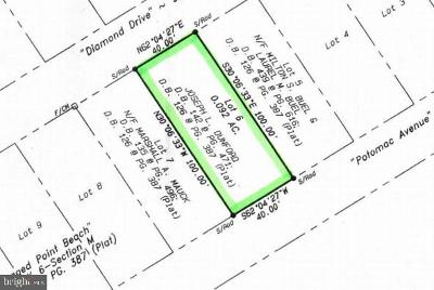 Hague Residential Lots & Land For Sale: Diamond Dr