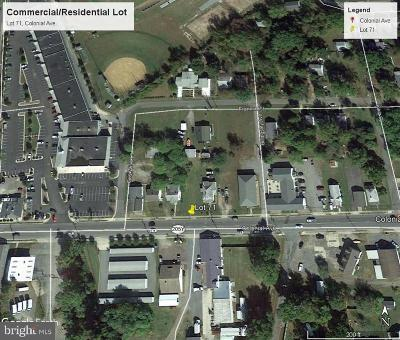 Residential Lots & Land For Sale: Colonial Avenue
