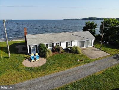 Westmoreland County Single Family Home For Sale: 566 Narrows Beach Road