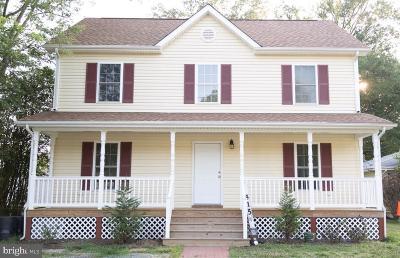Colonial Beach Single Family Home For Sale: 415 Bancroft Avenue