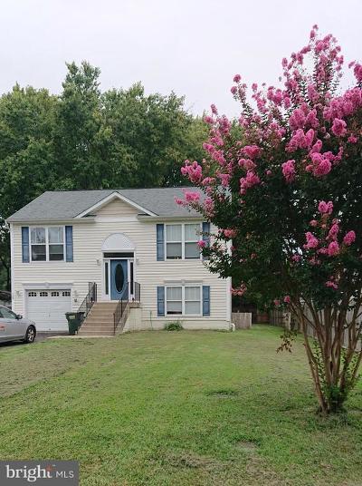 Colonial Beach Single Family Home For Sale: 168 Alma Lane