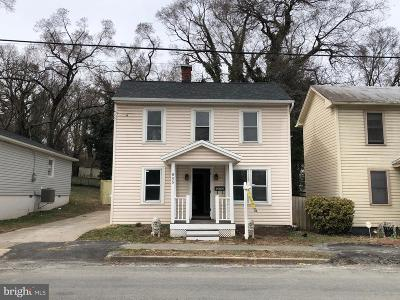 Winchester VA Single Family Home For Sale: $204,900