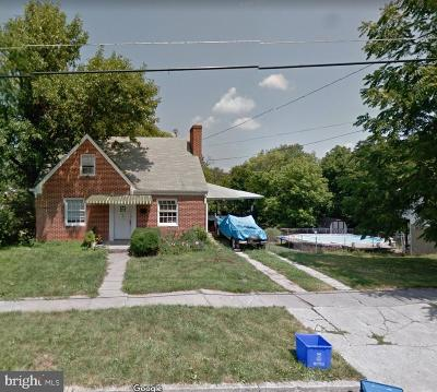 Winchester Single Family Home For Sale: 812 Woodland Avenue