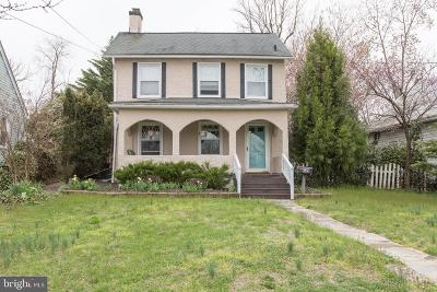 Winchester Single Family Home Active Under Contract: 239 Millwood Avenue