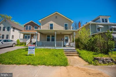 Winchester Single Family Home Active Under Contract: 20 S Pleasant Valley Road