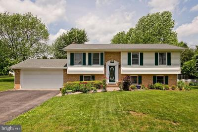 Winchester Single Family Home For Sale: 2847 Middle Road