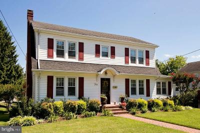 Winchester Single Family Home For Sale: 1408 Valley Avenue