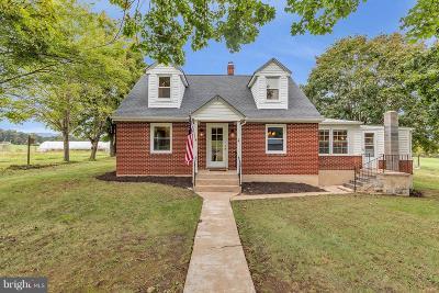 Clarke County, Harrisonburg City, Page County, Rockingham County, Shenandoah County, Warren County, Winchester City Farm For Sale: 12 Lockhart Lane Road