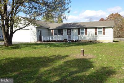 Front Royal Single Family Home For Sale: 66 Poplar Road