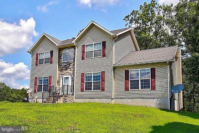 Middletown Single Family Home For Sale: 3411 Reliance Road