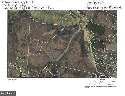 Warren County Residential Lots & Land For Sale: Hunt Rd