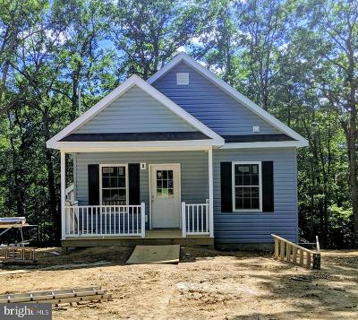 Warren County Single Family Home For Sale: Lot 78a1 Junewood Estates