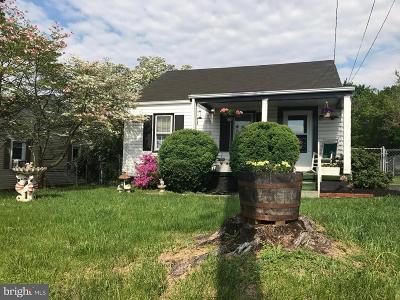 Front Royal Single Family Home For Sale: 615 Manassas Avenue