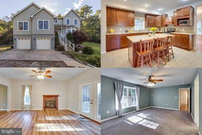 Front Royal Single Family Home For Sale: 208 Markham Farm Road