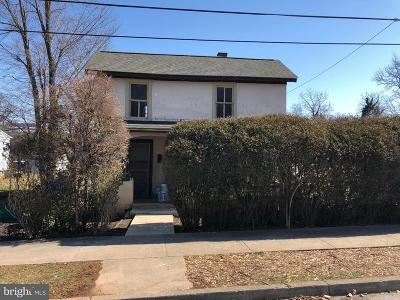 Front Royal Single Family Home For Sale: 434 Hill Street