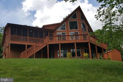 Warren County Single Family Home For Sale: 2111 Buck Mountain Road