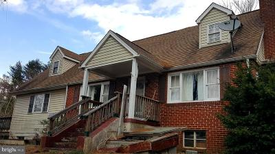Front Royal Single Family Home For Sale: 4141 Remount Road