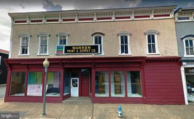 Front Royal Commercial For Sale: 415 Main Street