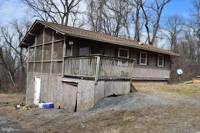 Front Royal Single Family Home For Sale: 3017 Blue Mountain Road