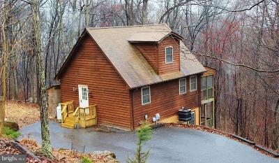 Warren County Single Family Home For Sale: 1464 Massanutten Mountain Drive