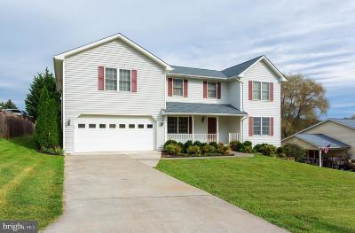 Front Royal Single Family Home For Sale: 1178 Kesler Road