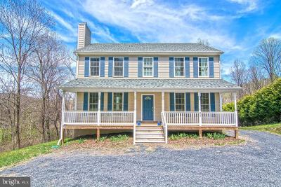 Warren County Single Family Home For Sale: 321 Northern Spy Drive