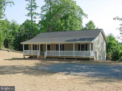 Warren County Single Family Home For Sale: Lot 9a Guard Hill Rd