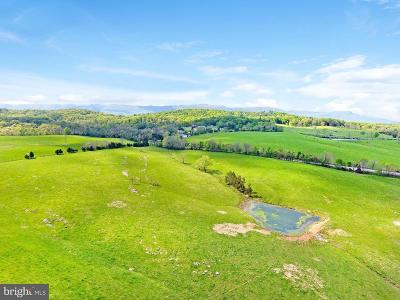 Frederick County, Harrisonburg City, Page County, Rockingham County, Shenandoah County, Warren County, Winchester City Residential Lots & Land For Sale: Spangler Lane