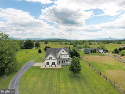 Warren County Single Family Home For Sale: 814 Ashby Station Road